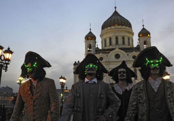"""Тази вечер ще се проведе """"Нощ на изкуствата"""" в Москва"""