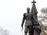 В Белград откриха паметник на император Николай Втори