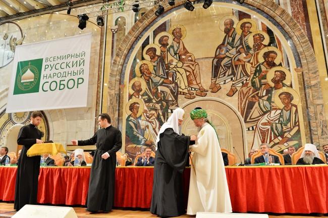 Патриарх Кирил: Руснакът не може да не е православен