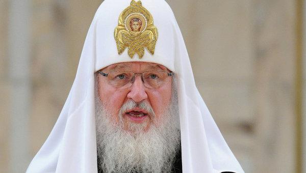 Патриарх Кирил призова руския народ да запази единството си в условията на днешния натиск