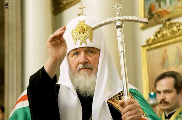 Патриарх Кирил призова младежта да защитава по-активно християнските ценности на руския народ