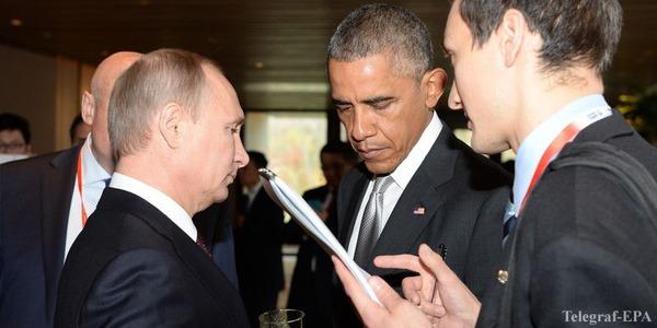 Путин и Обама обсъдиха Украйна, Сирия и Иран