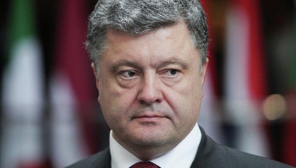 Порошенко подписа указ за укрепване на отбранителната способност на Украйна