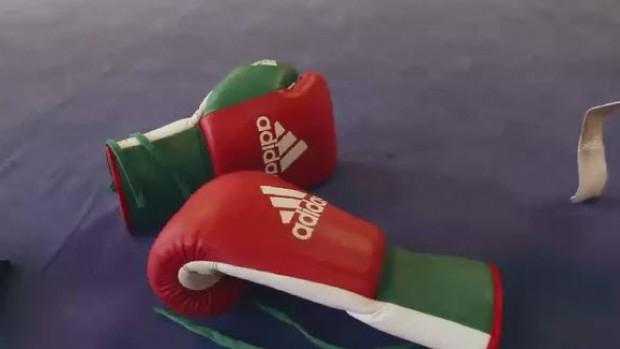 Пулев показа ръкавиците за мача с Кличко (видео)