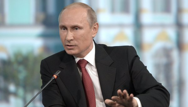 Путин: Демокрацията не е право на геноцид и държавен преврат