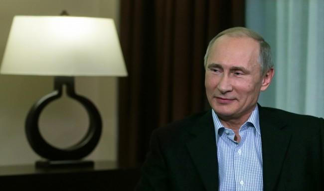 Путин: Просто ние сме по-силни! От всички! Защото сме прави!