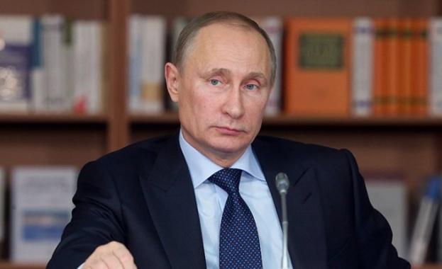 Путин обсъди ситуацията в Донбас с членовете на Съвета за сигурност