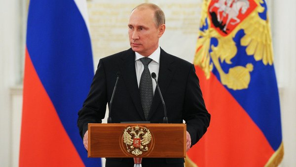 Путин подписа закон, забраняващ пропаганда на фашизъм