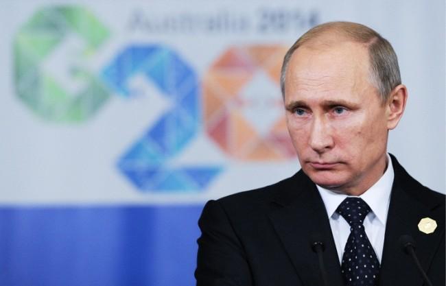 Песков: Путин не е напуснал предсрочно G20