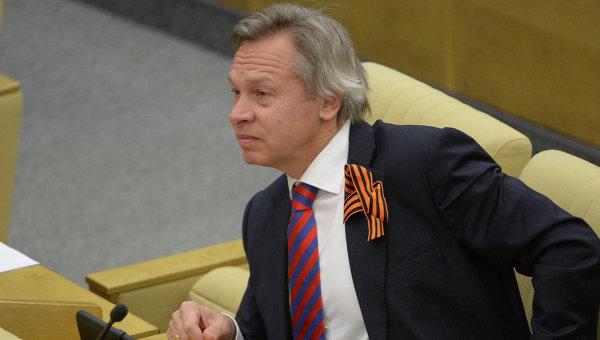 Пушков: Русия не е заплаха за американците, но заплашва хегемонията на САЩ