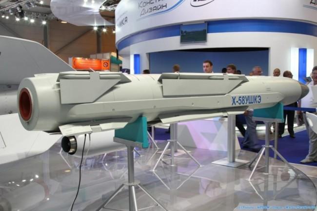 Серийното производство на новата ракета за Т-50 започва през 2015