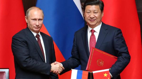 Русия и Китай подписаха 17 документа за сътрудничество
