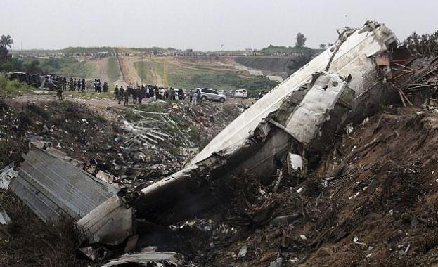 Транспортирането на отломките на Boeing 777 се отлага