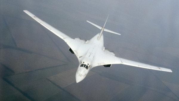 Модернизираният ракетоносец Ту-160 извърши първия си полет