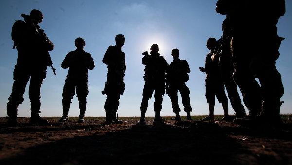 Пияни украински военни пребиха командирите си