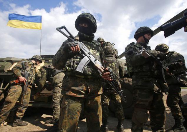 Украински военни не получиха обещаните пари за войната