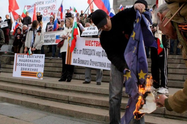 Франс Прес: Българите подкрепят Русия, въпреки завоя на Запад