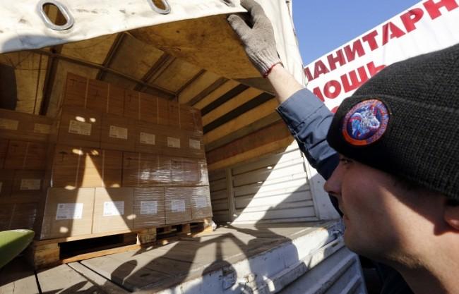 Русия готви нов хуманитарен конвой за Донбас