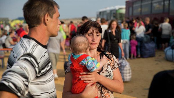 Руското правителство задели средства за медицинска помощ на украинските бежанци