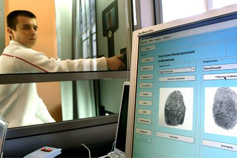 Русия въвежда входни визи с пръстови отпечатъци