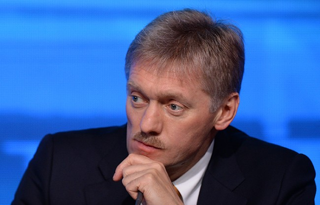 Песков: Путин не планира срещи с Порошенко