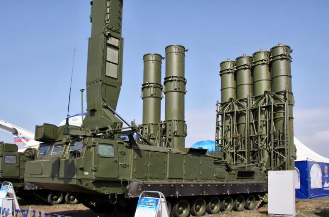Русия достави на Египет ПВО-системата С-300ВМ