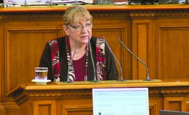 Магдалена Ташева не се притеснява , че Украйна я обяви за персона нон грата
