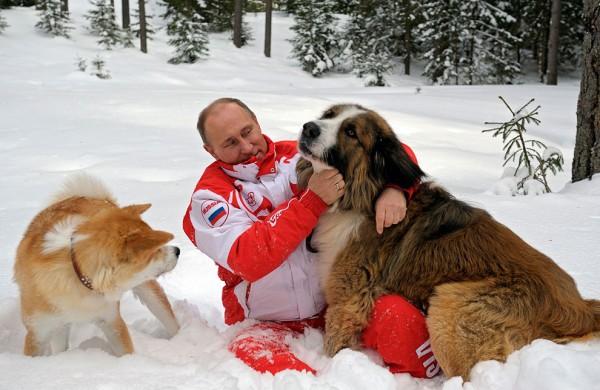 Путин, Бъфи и Юме