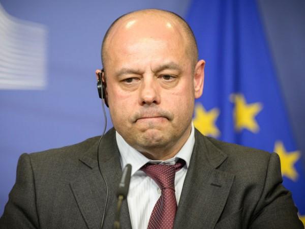 Украинският министър на енергетиката Продан бе призован на разпит в Главната прокуратура