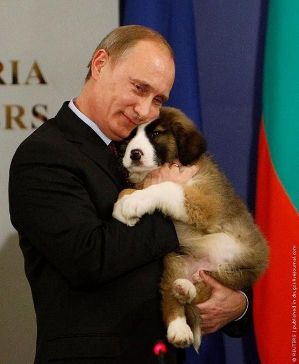 Путин и Бафи
