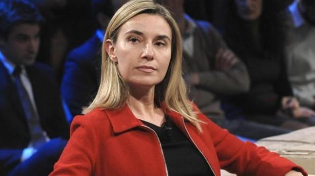Могерини призова Европейския съюз да търси канали за общуване с Русия