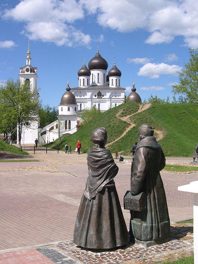 Десетте най-стари градове на Подмосковието – Дмитров