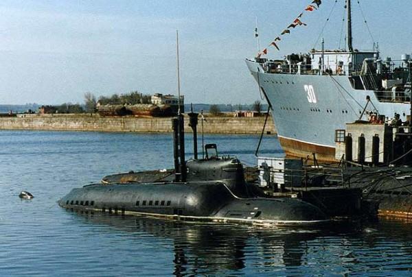 Руските подводници