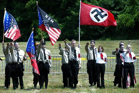 Die Welt: В САЩ се разраства нацизмът