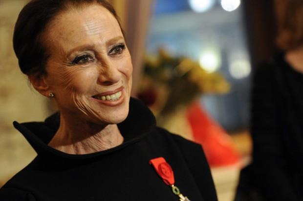 Чудото на балета Мая Плисецкая на 89 години