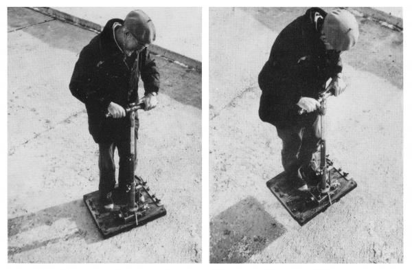 Двете архивни снимки показват как антигравитаторът на Гребенников се отлепя от Земята и полита нагоре. За съжаление днес загадъчният апарат не може да бъде видян, тъй като изчезва мистериозно след смъртта на учения.
