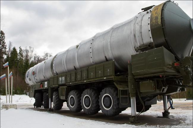 Уникалният противоядрен чадър на Москва
