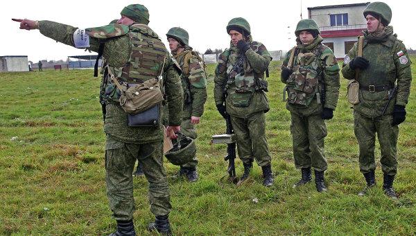 Внезапна проверка на войските се проведе в Западен военен окръг в Русия