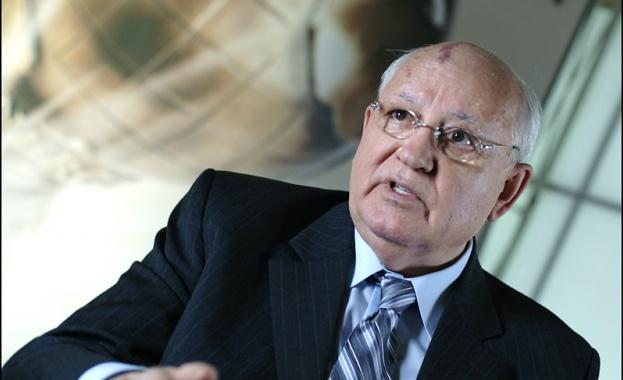 Горбачов: Путин спаси Русия от разпадане