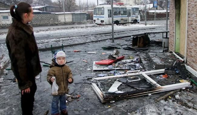 ДНР: примирието в Донбас се спазва