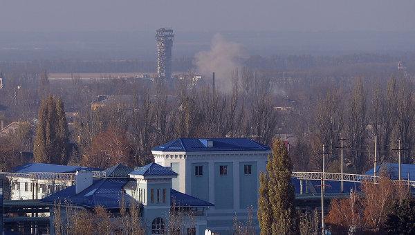 Четирима души загинаха за едно денонощие в Донецк