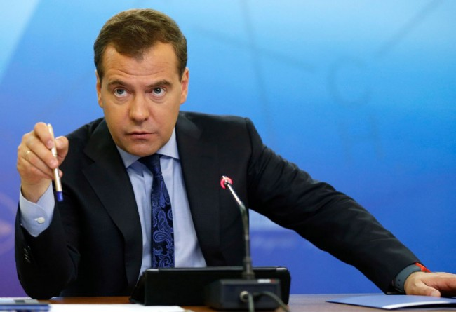 Медведев разшири руския шелф