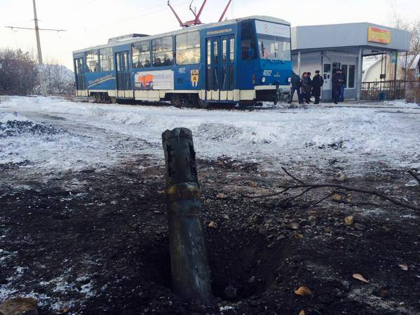 Военна сводка: Донбас под обстрел