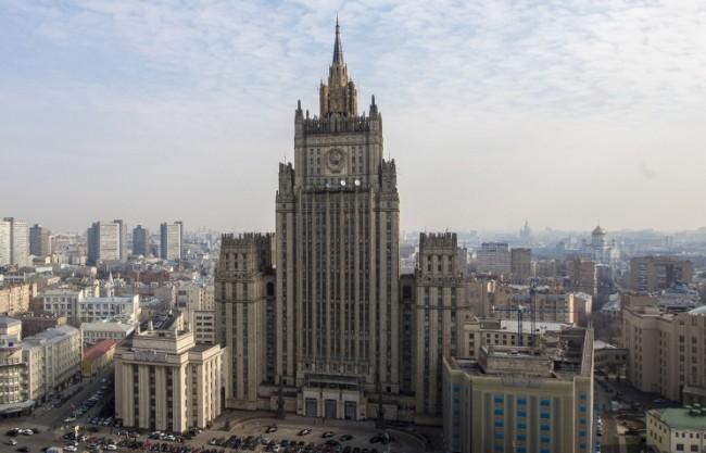 Руското външно министерство: Целта на санкциите е създаване на условия за смяна на властта в Русия
