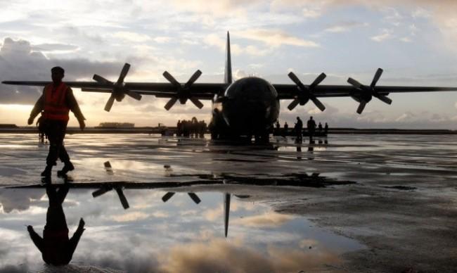ДНР: Военно-транспортни самолети на НАТО кацат на летището в Запорожието