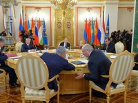Лидерите от ОДКС приеха 22 документа на срещата на върха в Кремъл