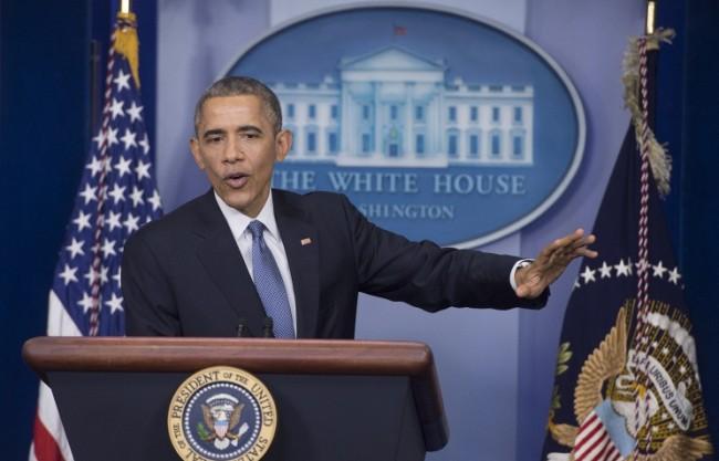 Обама подписа закон за създаването на хранилища за секретна информация в американските посолства в Русия