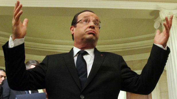 """Оланд отказа да предаде """"Мистралите"""" на Русия"""