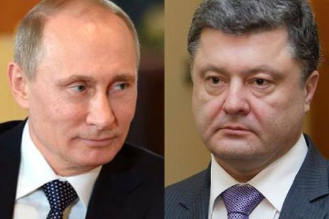Порошенко ще се срещне с Путин в Астана