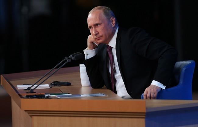 Путин: Русия защитава своята самостоятелност и правото си на съществуване